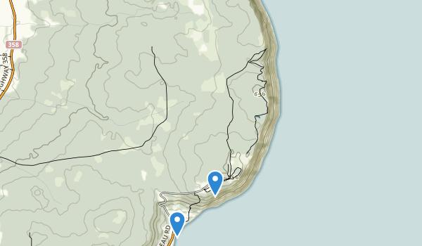 Blomidon Provincial Park Map