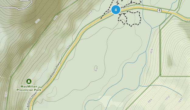 MacMillan Park Map