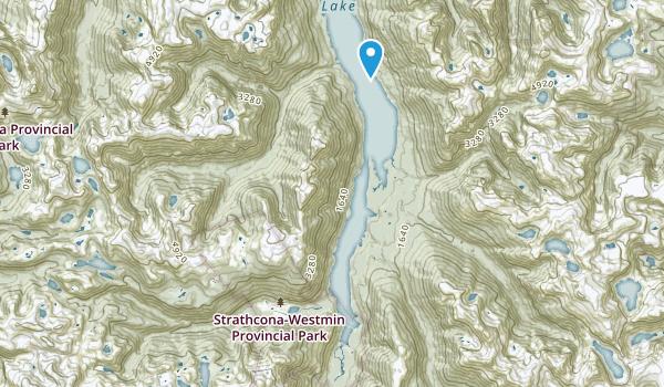 Strathcona-Westmin Park Map