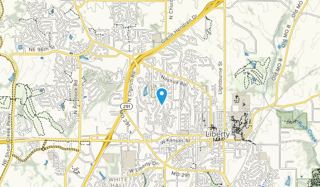 Bennett Park Map