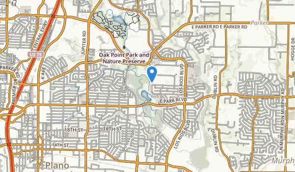 Bob Woodruff Park Map