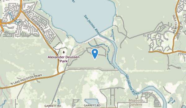 Dwight D Eisenhower Park Map