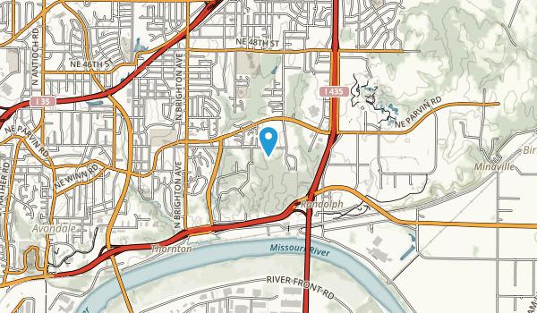 Hidden Valley Park Map