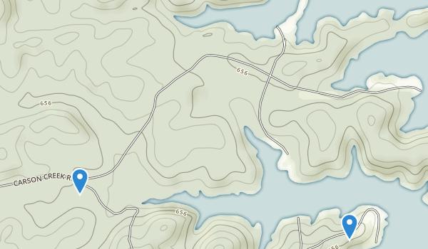 Hochatown State Park Map