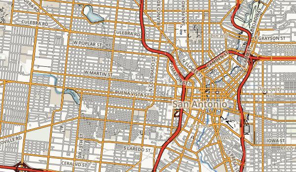 trail locations for John Tobin Park