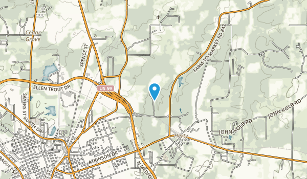 Kit Mc Connico Park Map
