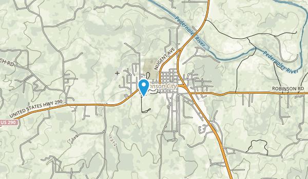 Lyndon B Johnson Nhs Map