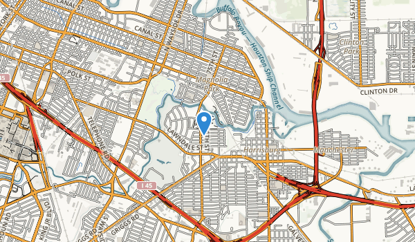 Mason Park Map