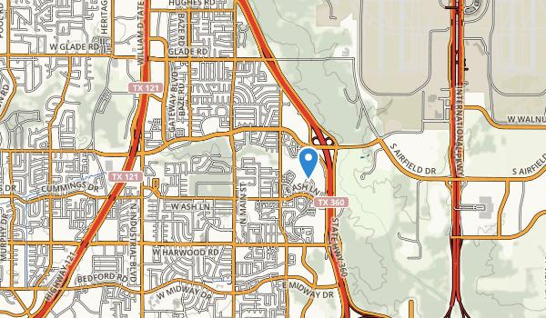 Mccormick Park Map