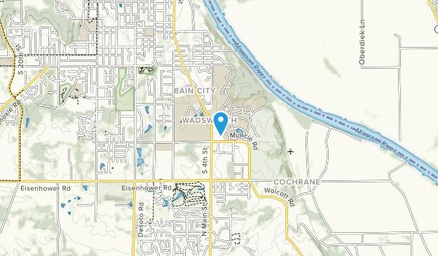 Miller Park Map