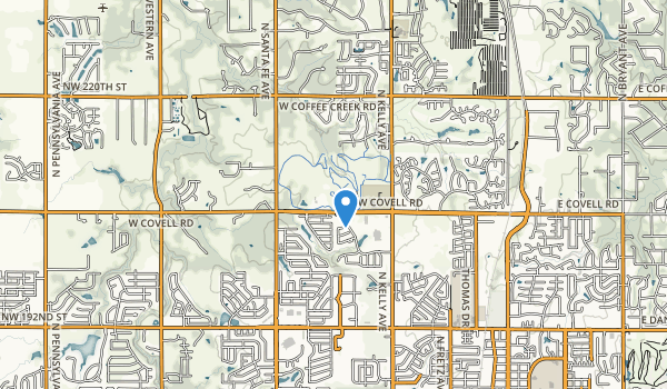 Mitch Park Map