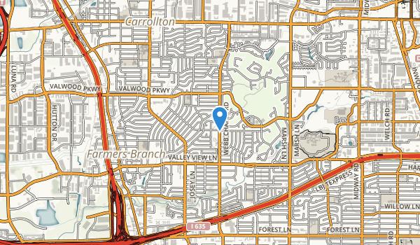 Rawhide Park Map