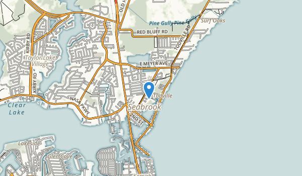 Rex L Meador Park Map