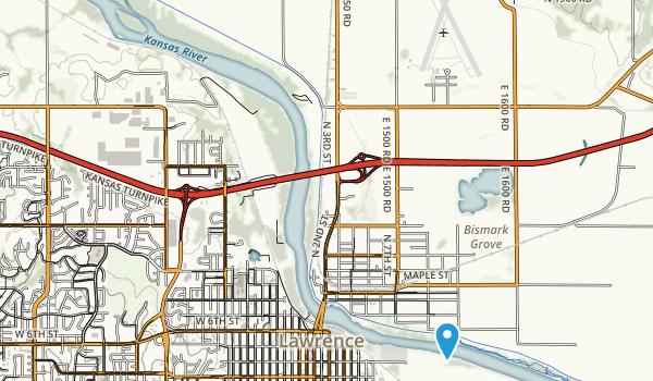 Riverfront Park Map