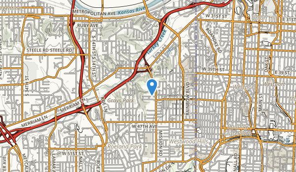 Rosedale Park Map