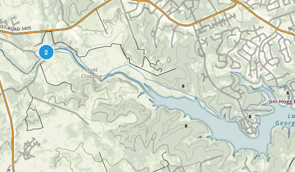 Russell Park Map