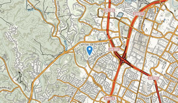 Steck Valley Greenbelt Map