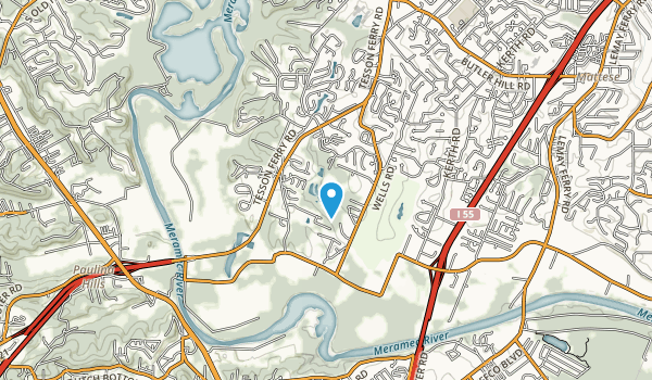 Suson County Park Map