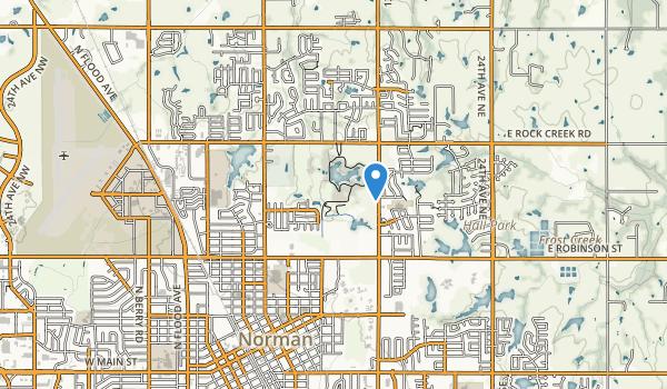 Sutton Place Park Map