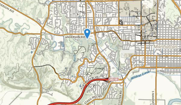 Warner Memorial Park Map