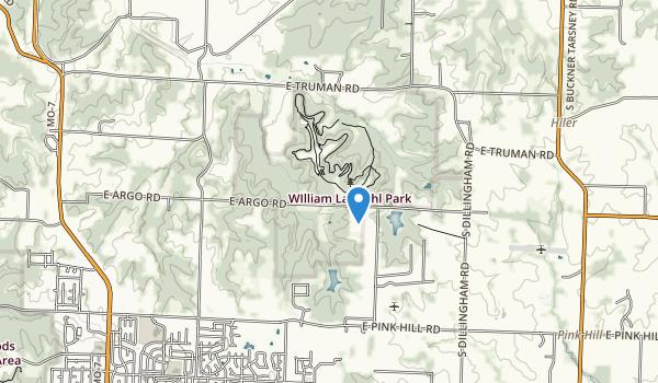 William Landahl Park Map
