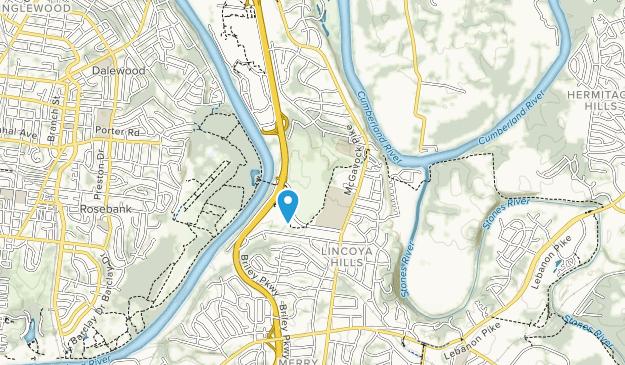 Bicentennial Park Map