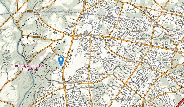 Brandywood Park Map