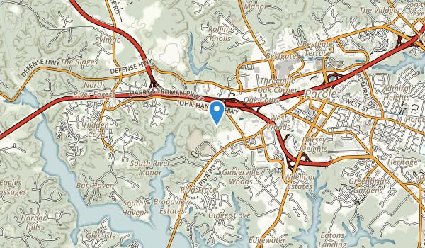 Broad Creek Park Map