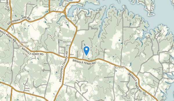 Dan Nicholas Park Map