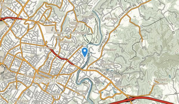 Darden Towe Memorial Park Map