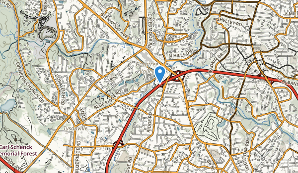 Glen Eden Pilot Park Map