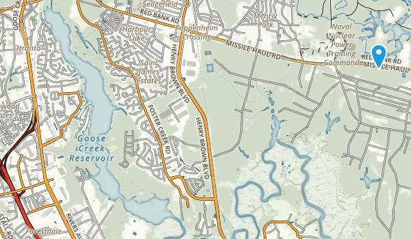Hillsdale Park Map