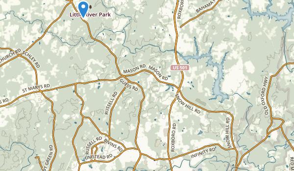Old Farm Park Map