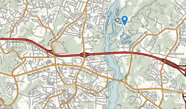 Stowe Park Map