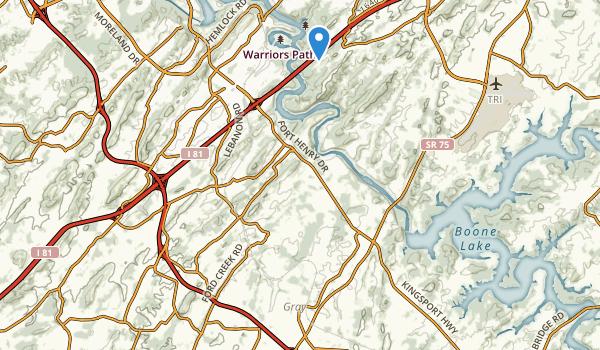 Washington County Fairgrounds Map