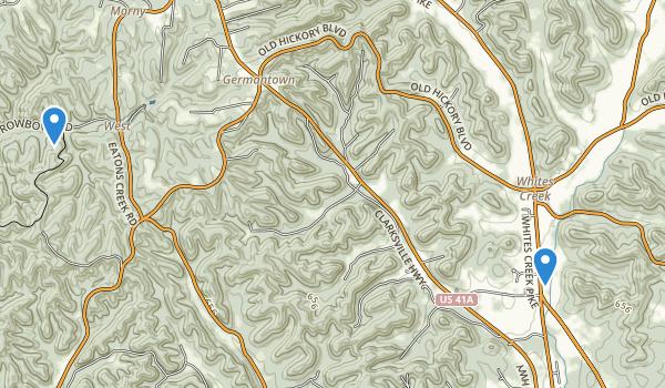 Whites Creek Park Map
