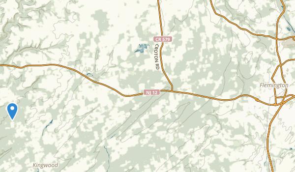 Flemington Fairgrounds Map