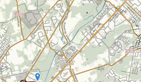 Turing Basin Park Map