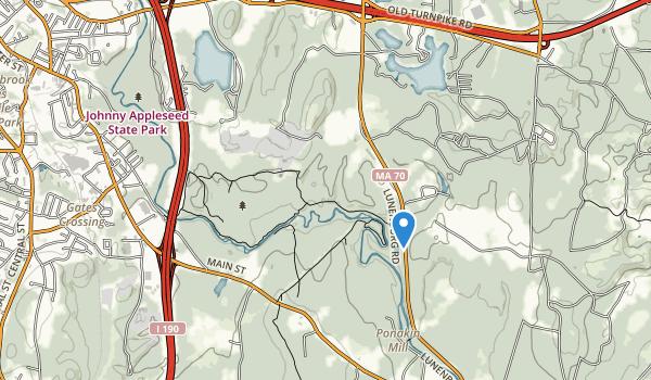 Lancaster State Park Map