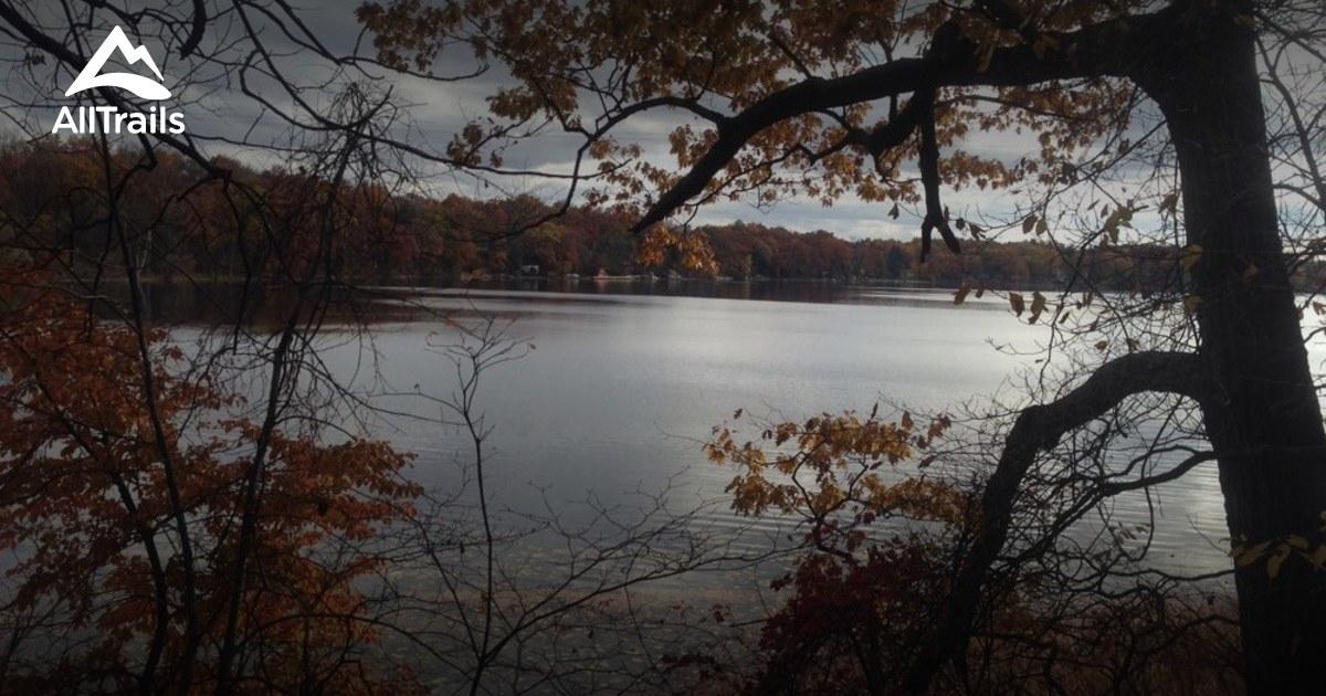 Best Trails In Waterloo State Recreation Area Michigan Alltrails