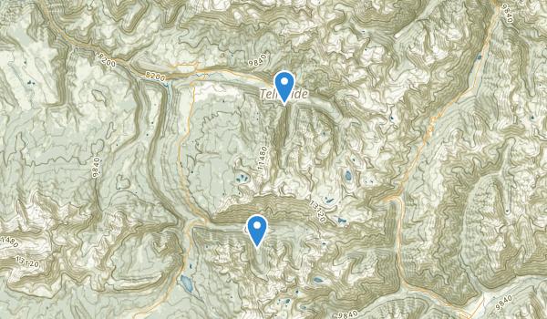 Bear Creek Field Map