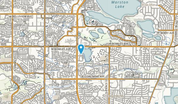 Clement Park Map