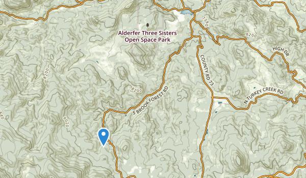 Cub Creek Park Map