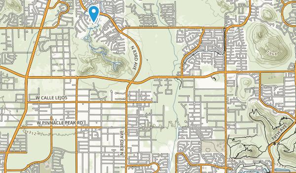 Hillcrest Park Map