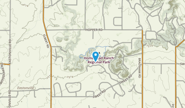 Homestead Ranch Park Map