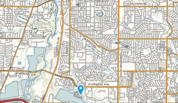 Ketring Park Map