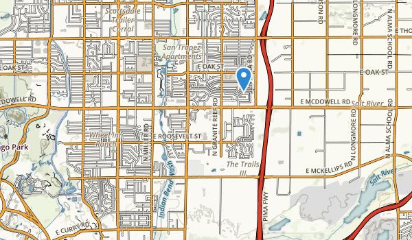 Mckellips Park Map