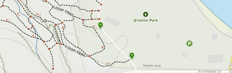 Best Trails In Q Emilin Park Idaho Alltrails