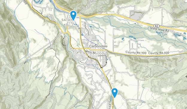 Sopris Park Map