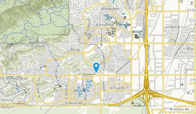 Sunary Park Map